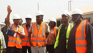 State of Lagos Housing Inspection Photo